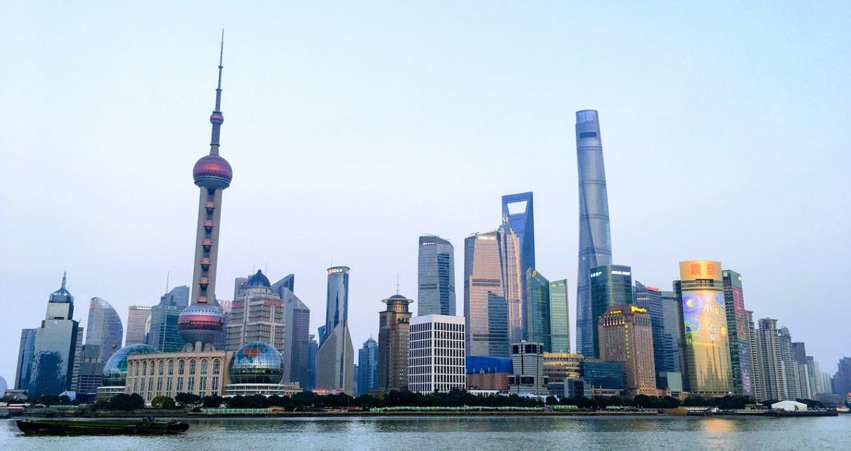 ville de Shanghai
