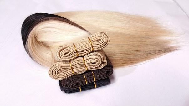 extension pour cheveux