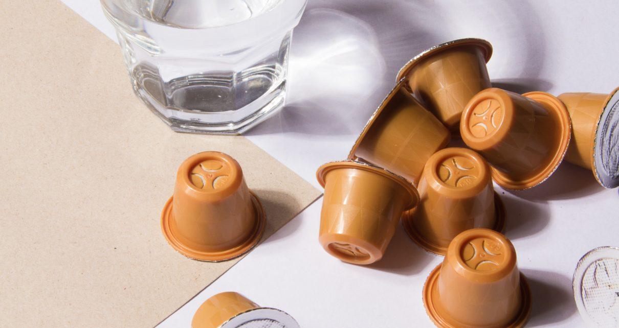 capsules de café